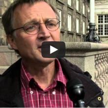 Danmarks Lærerforening – En kurv æbler til Christine Antorini